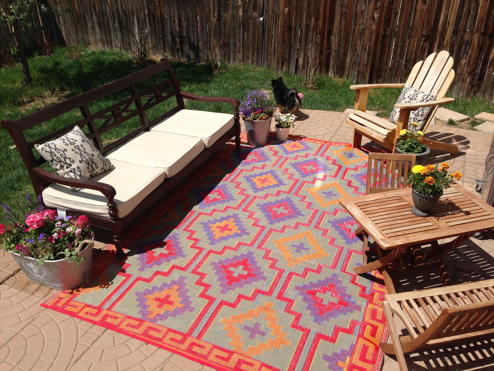 Image Result For Outside Rugs For Decks